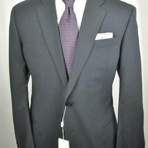 New! Armani Collezioni G Line Suit 44 R + Boss Tie